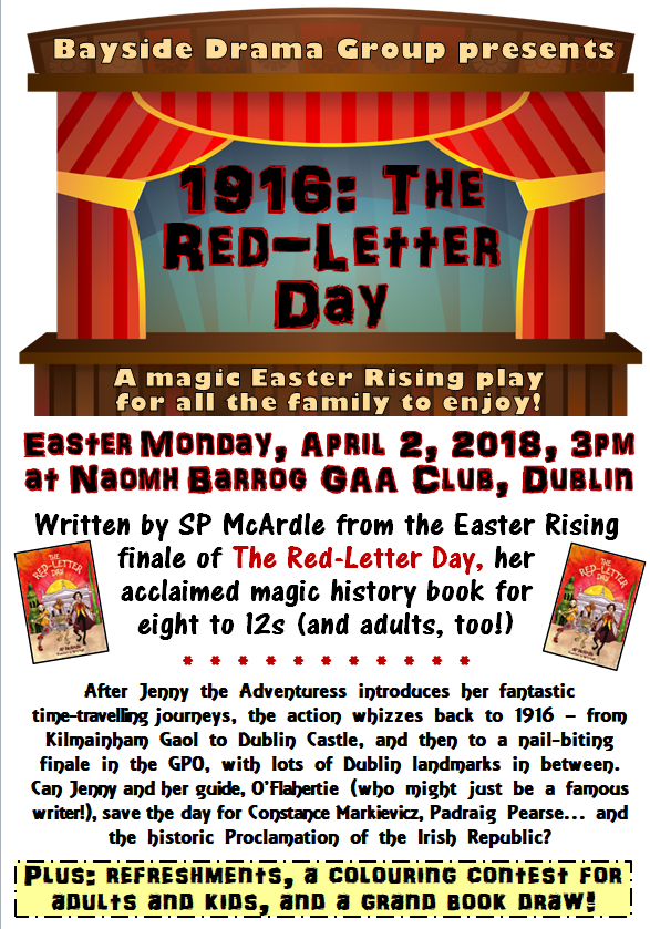 1916: The Red-Letter Day play by SP McArdle